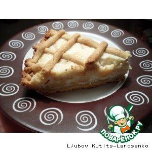 """""""Будайский"""" творожный пирог"""