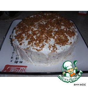 Флорентийский торт