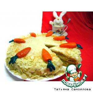 "Торт ""Морковка"""