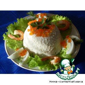 Суфле из белой рыбы