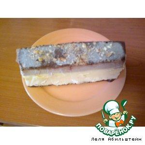 Мороженое-пирожное пятидесятых