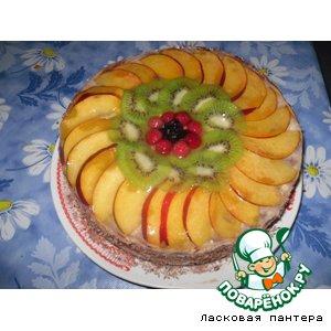 """Торт """"Просто и вкусно""""-2"""