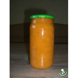 Абрикосово-апельсиновый джем