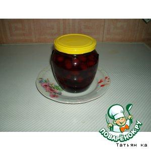 Кизиловый джем