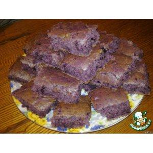 Тортик из варенья