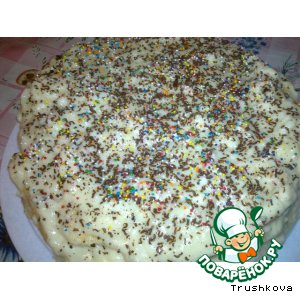 Торт на сыворотке
