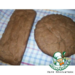 Хлеб ржаной домашний живой