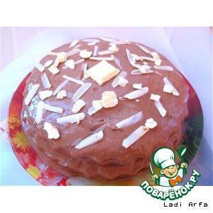 Удивительный фасолевый торт