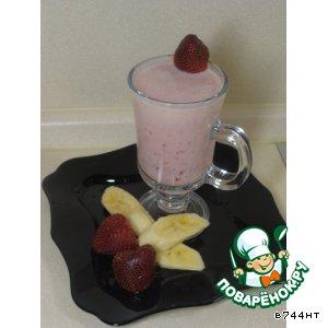 Домашний питьевой йогурт