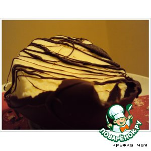 Мороженое в шоколаде