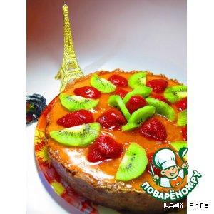 "Французский торт ""Императрица"""
