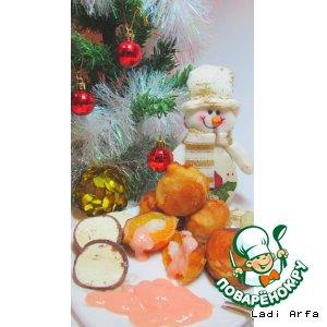 Кольбер из риса с абрикосами