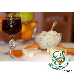 Закуска под вино и шампанское
