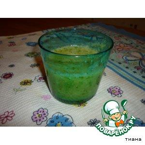 Зеленый коктейль №2