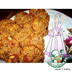 Печенье для стройной принцессы