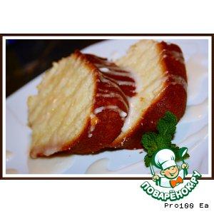 Грейпфрутовый кекс