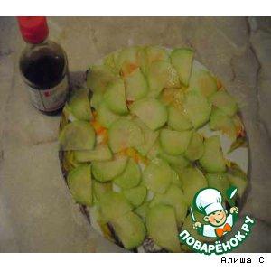 Кольраби в соусе