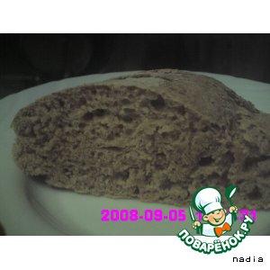 Хлеб белый с отрубями