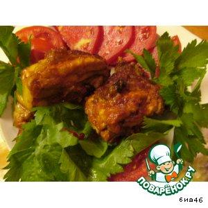 Курица по-кавказски