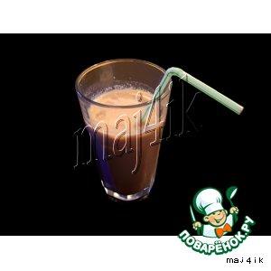 """Молочный коктейль """"Карамелька"""""""