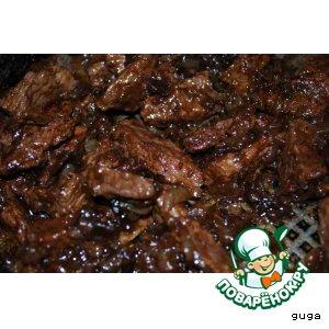 Мясо по-гавайски