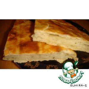Слоeный хлеб