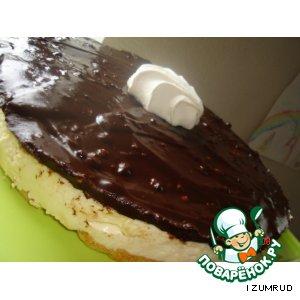 """Торт """"Птичкина радость"""""""