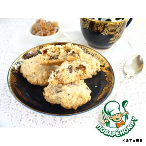 Печенье «1 минута и много часов»