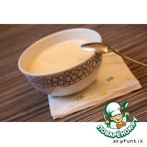 Молочная кукурузная каша в мультиварке