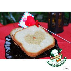 """Хлеб """"Для любимого"""""""