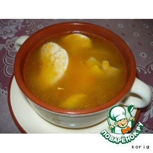 Суп испанского холостяка