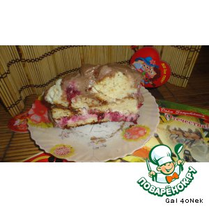 """Торт """"Шапка Мономаха"""""""