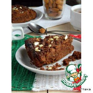 Шоколадная сбризолона / Sbrisolona al cioccolato