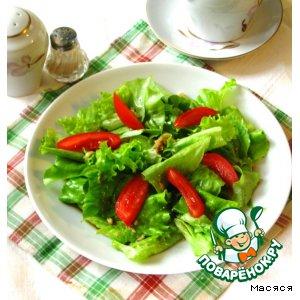 Салат из салата
