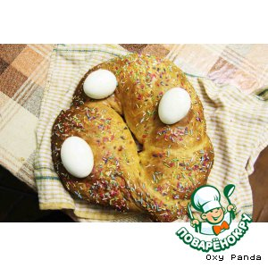 Пасхальный хлебушек