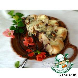 "Коронная пицца ""Balsamfrutta"""