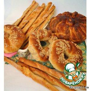 Хлеб для пикника