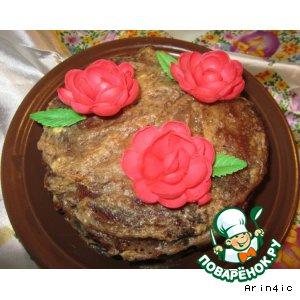 "Торт ""Негритянка"""