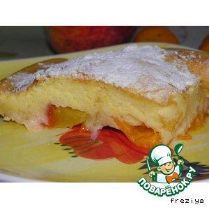 Клафутти персиково-абрикосовый