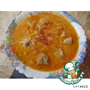 Греческий суп