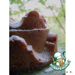 Дрожжевой кекс «Алиса»