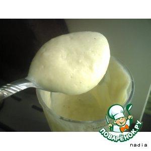 Cоус из картофеля