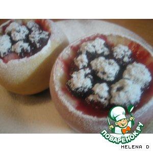 """""""Яблоки на снегу"""" -  десерт"""