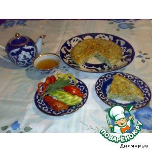 Пирог рисовый