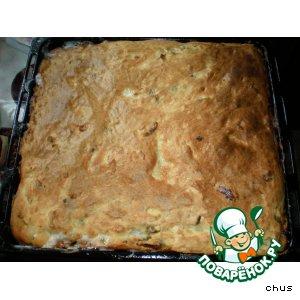Нежнейший пирог с капустой