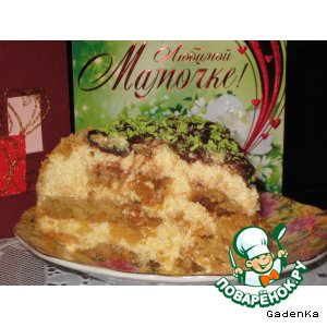 Торт «Генриетта»
