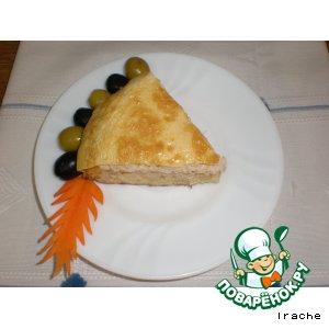 Испанская тортийя  Tortilla Espan\'ola