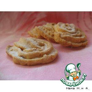 Творожное печенье «2 х 2 »