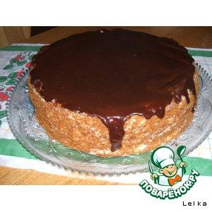 """Торт """"Медово-Пражский"""""""