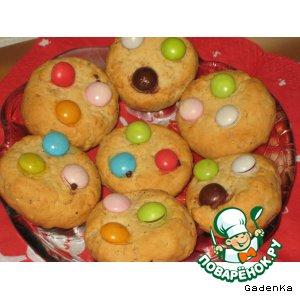 Печенье «Ореховые трехглазки»